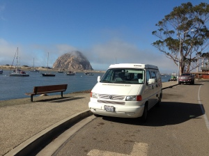 Vanna at Morro Bay