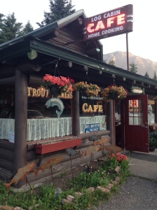 Cafe in Silver City