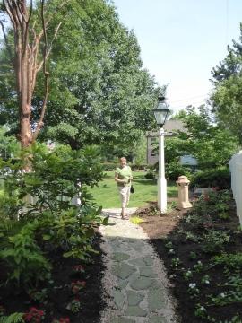 Garden in Lititz, PA